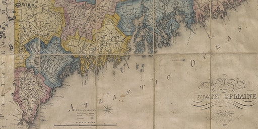 Mapping Maine: The Land and Its Peoples, 1677-1842
