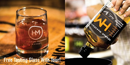Bottle Your Own Bourbon - Herman Marshall Distillery Tasting and Tour
