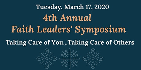 4th Annual Faith Leaders' Symposium tickets