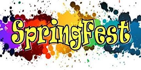 Spring Fest 2020 tickets