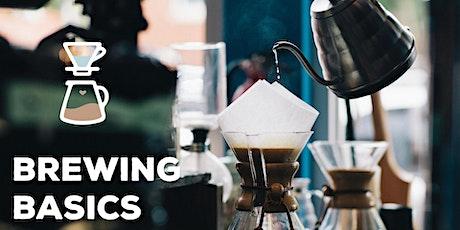 Brewing Basics tickets