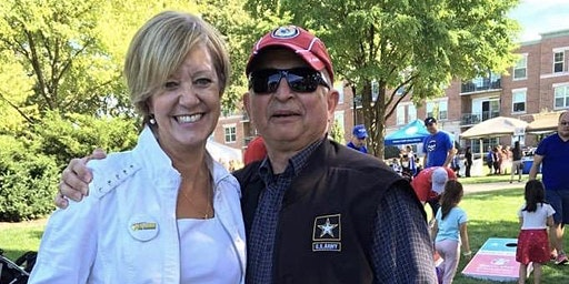 Meet and Greet hosted by Roman Golash for JEANNE IVES for Congress