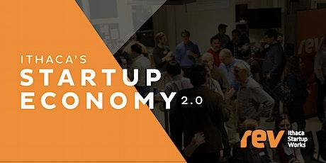 Ithaca's Startup Economy 2.0 tickets