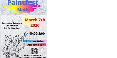 Paintfest Math 2020