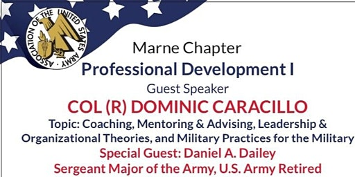 AUSA, Marne Chapter Professional Development I