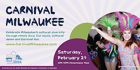 Carnival Milwaukee 2020 tickets