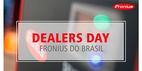 Dealers Day - Fronius do Brasil ingressos