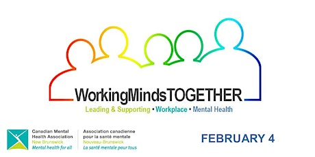Working Minds TOGETHER - Fredericton tickets