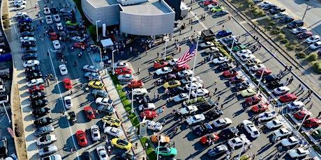 Annual Porsche Monterey Classic tickets