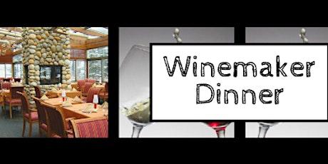 6 Course Winemaker Dinner tickets