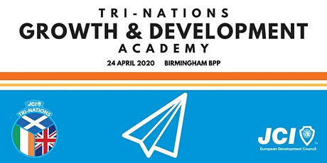 JCI  UK Tri-Nations Growth and Development Academy tickets