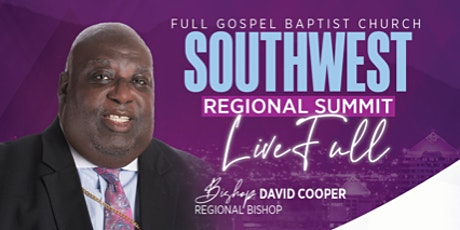 Southwest Regional Summit tickets