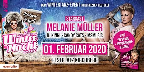 Kirchberger Winternacht 2020® mit Stargast MELANIE MÜLLER Tickets