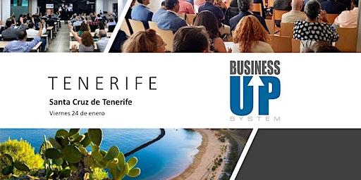 Evento Business Up TENERIFE (Santa Cruz de Tenerife)