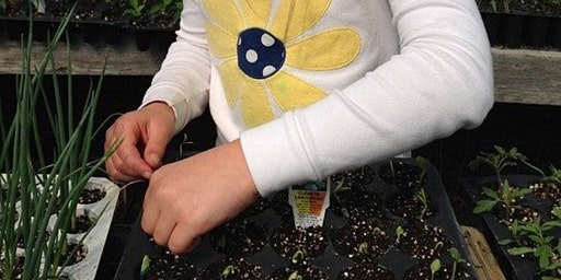 Potting Party for Kids!