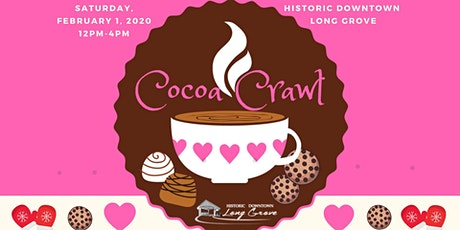 Cocoa Crawl in Historic Downtown Long Grove tickets