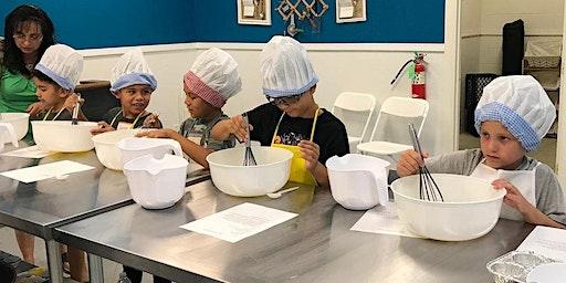 Precision Prep  Kids  Baking Workshop