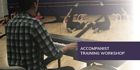 Accompanist Training Workshop with Mark Morris Dance Group tickets