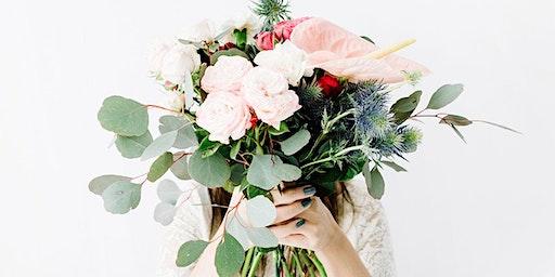 Galentines Day:  Floral Workshop {Blooms & Besties}