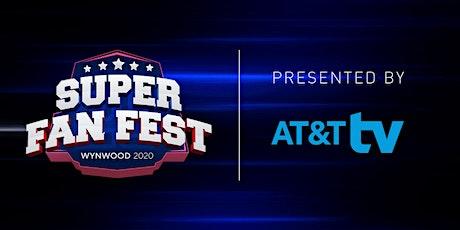 Super Fan Fest in Wynwood Miami  tickets