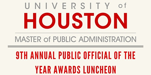 9th Annual Public Official of the Year Awards Luncheon