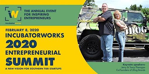IncubatorWorks 2020 Entrepreneurial Summit