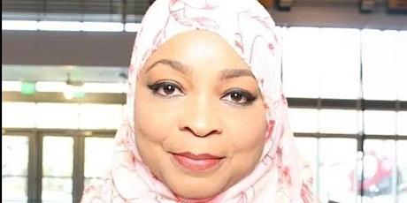 Margari Aziza Hill, Muslim Anti-Racism Coalition tickets