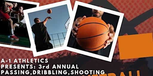 A-1 Athletics Basketball Skills Camp