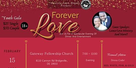 Youth Gala - Forever Love tickets