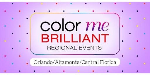 Color Me Brilliant - Orlando/Central FL