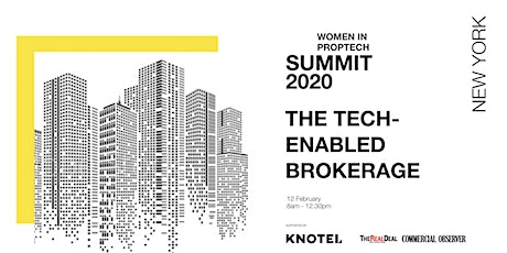 The Tech-Enabled Brokerage  Summit tickets