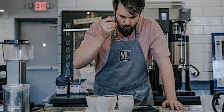 WRC Brew Lab Coffee Tasting Experience tickets