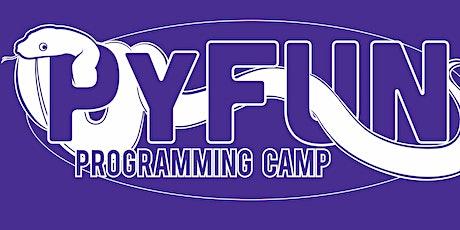LSU PyFUN Programming Summer Camp 2020 tickets