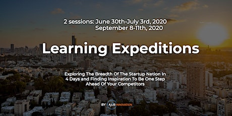Harvard Business Review France Learning Expedition September 2020 - by Axis Innovation tickets