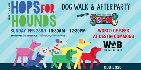 3rd Annual Hops for Hounds tickets
