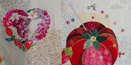 Collage Quilting Fun tickets