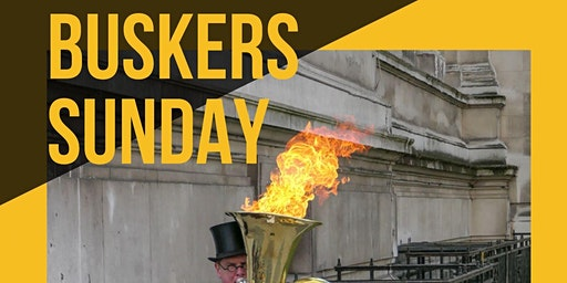 Buskers Sunday
