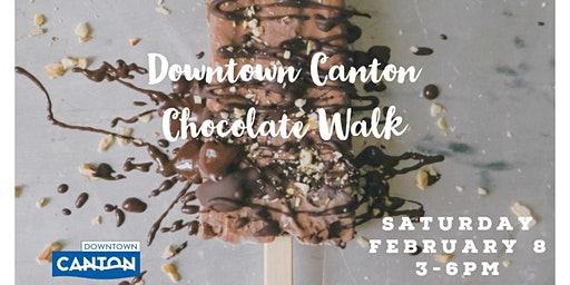 Downtown Canton Chocolate Walk