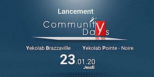Les Community Days