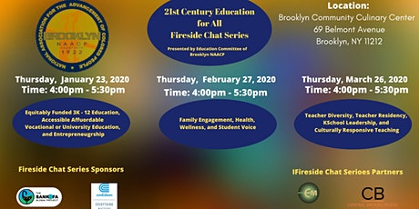 Fireside Chat Series: 21st Century Education for All tickets