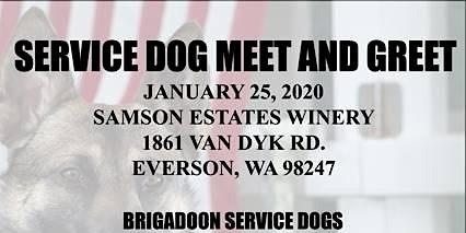 Service Dog Meet & Greet
