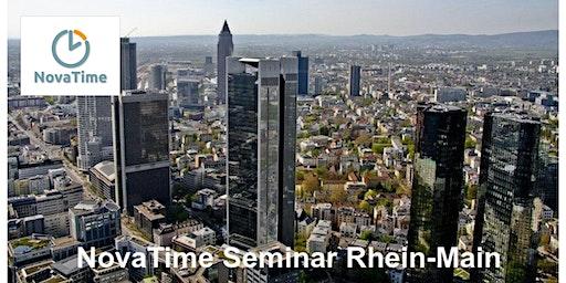 NovaTime Schulung Rhein-Main: Tipps, Tricks und Kniffe aus erster Hand