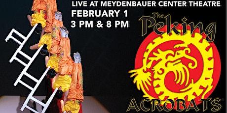 Live at Meydenbauer Center Theatre: Peking Acrobats tickets