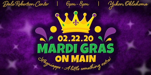 Yukon Mardi Gras on Main  - Lagniappe