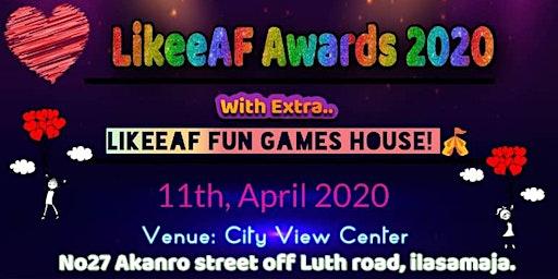 LIKEEAF AWARDS 2020