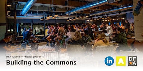 DFA Alumni + Friends: Building the Commons tickets