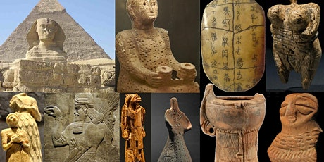 Free Lecture: Beginning of the World: Ancient Mesopotamia, Egypt, China, India, Rome, Greece, Muslim World tickets