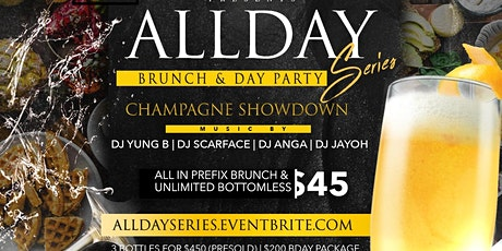All Day Brunch Series Brunch & Day Party  tickets