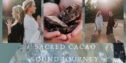Sacred Sound + Cacao Ceremony with Triple Gong Bath