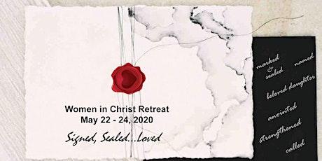 Women in Christ Retreat 2020 tickets